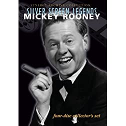 Mickey Rooney: Silver Screen Legends