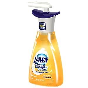 Amazon Com Dawn Direct Foam Dishwashing Foam And