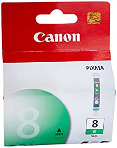 Canon Genuine CLI-8G Green Ink Tank