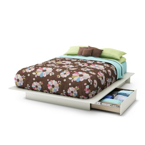 Queen Beds With Drawers 4902 front