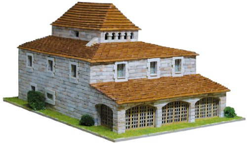 Bara's Masia Model Kit