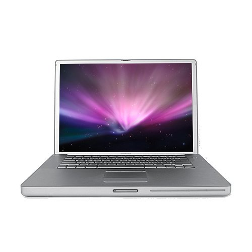 Apple Laptop Powerbook G4 A1095, 15, 1.33GHz, 512MB RAM, 60GB HDD, Bluetooth, Airport