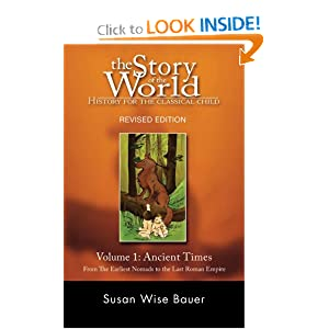 Story of the World:Ancient Times Vol. 1 Hard Cover
