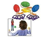Blue Zoom Sliding Ball Family Game Slider Toy