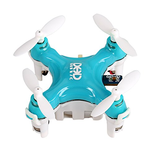 Mini Drone Quadcopter Toy Gift For Kids Blue
