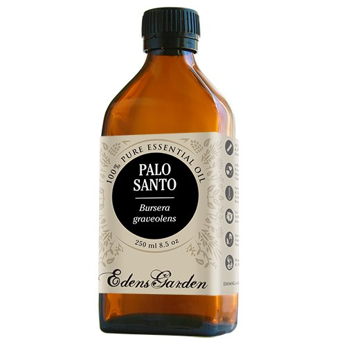 Palo Santo 100% Pure Therapeutic Grade Essential Oil by Edens Garden- 250 ml