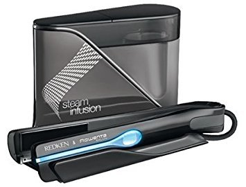 REDKEN & ROWENTA SALON STEAM INFUSION IRON PROFESSIONAL VERSION (Steam Hair Straightener compare prices)