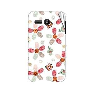 Garmor Designer Mobile Skin Sticker For Huawei Ascend G730 - Mobile Sticker