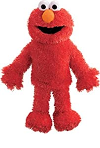 Sesame Street Elmo Plush Full Body Hand Puppet