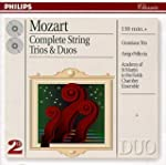 Mozart: Complete String Trios and Duos
