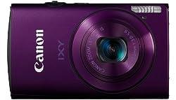 Canon デジタルカメラ IXY600F パープル IXY600F(PR)