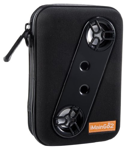 iMainGo 2 3.5mm Aux Portable Speaker Case