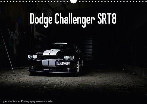dodge-challenger-srt8-wandkalender-2017-din-a3-quer-challenger-monatskalender-14-seiten-calvendo-mob