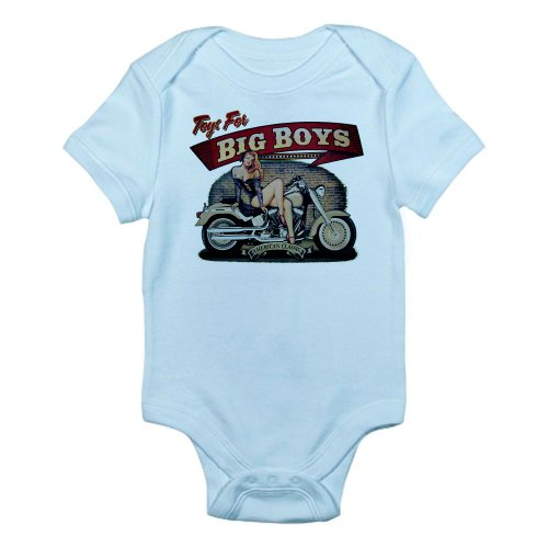 Artsmith, Inc. Infant Bodysuit Toys for Big Boys