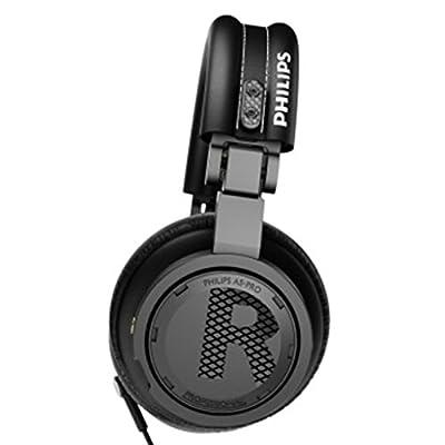 Philips (PHILIPS) A5PROI / 00 Professional DJ Headphones 5th winner of the world's best DJ Armin penned (Black)