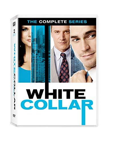 DVD : White Collar: Season 1-6 Value Set