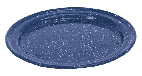 Granite Ware 0217-12 Enamel-on-Steel Plate, 10-inch (Enamel Dinner Ware compare prices)