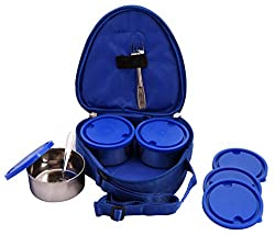 Aristo Mini Alpha Hot Tiffin Lunch Box(Color May Vary)