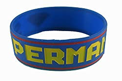 Superman Wrist Band (Medium)