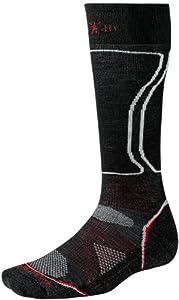 Smartwool PhD Snowboard Light Unisex Functional Socks black Size:M