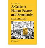img - for By Martin Helander A Guide to Human Factors and Ergonomics, Second Edition (2nd Edition) book / textbook / text book