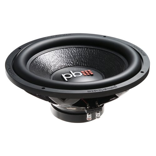 Powerbass Subwoofers: Powerbass M154D 15-Inch 850 Watt
