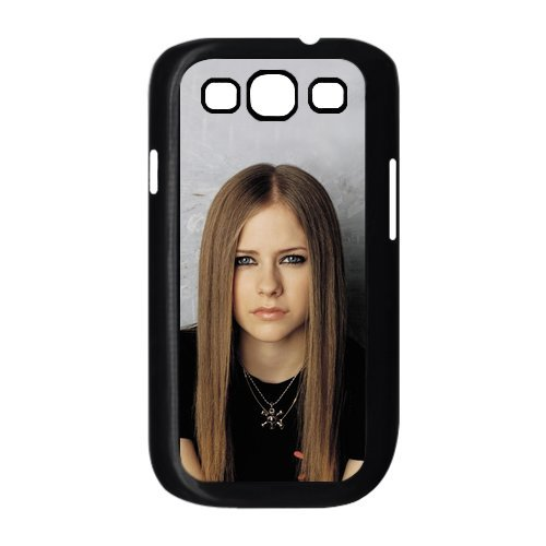 Avril Lavigne Cool Fashion Series Customized Special DIY Hard Back Case Cover for Samsung Galaxy S3 I9300 image