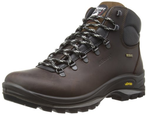 Grisport Unisex-Adult Fuse Trekking and Hiking Boots CMG715BR46 Brown 12 UK, 46 EU