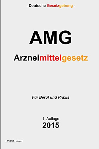 arzneimittelgesetz-arzneimittelgesetz-amg-german-edition