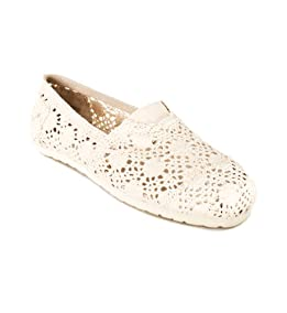 Shelby-B Crochet Flats