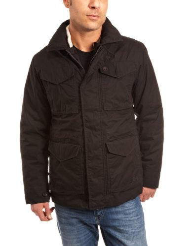 Timberland Mens Abington 3 in 1 Poplin Coat