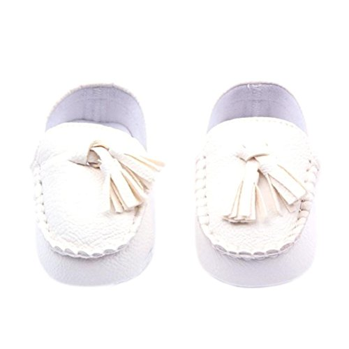 FEITONG TM Toddler Baby Boys Girls Faux Leather Loafers