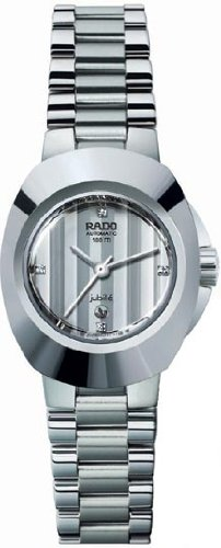 NEW RADO ORIGINAL JUBILE LADIES MINI WATCH R12697713