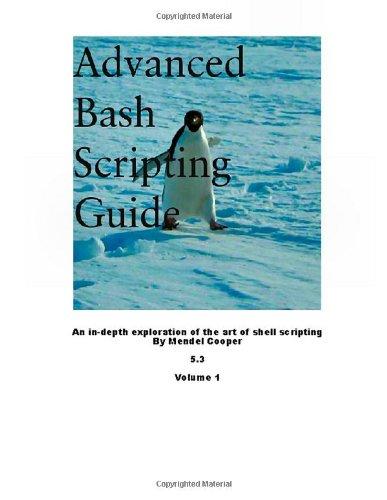 Advanced Bash Scripting Guide 5.3 Volume 1