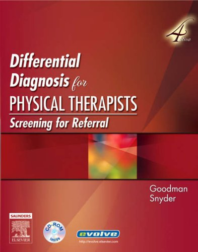 Differential Diagnosis for Physical Therapists: Screening...