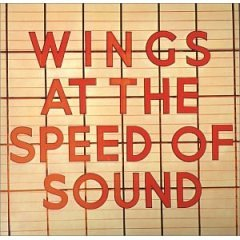 Wings at the Speed of Sound - Vinyl Record