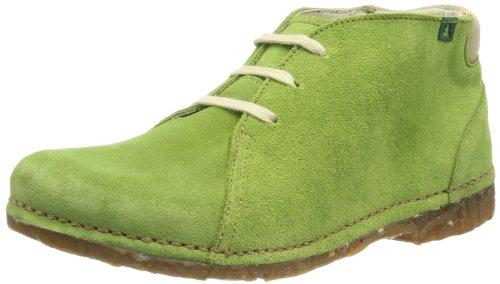 El Naturalista - Scarpe N989 LUX SUEDE GREEN / ANGKOR Donna, Verde (Grün (Green)), 41