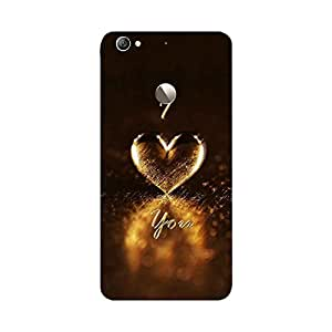 Skintice Designer Back Cover with direct 3D sublimation printing for Letv 1S