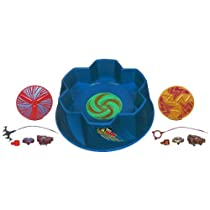 Buy Cheap Beyblade Metal Masters Triple Battle Set
