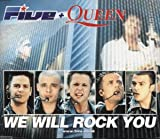 Five We Will Rock You [CD 1] [CD 1]