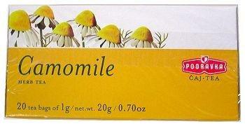 Chamomile Tea - Bags (Podravka) 20G