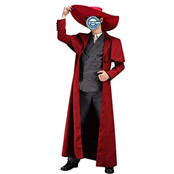 Hellsing Cosplay Costume - Alucard Outfit 1st Kid Small