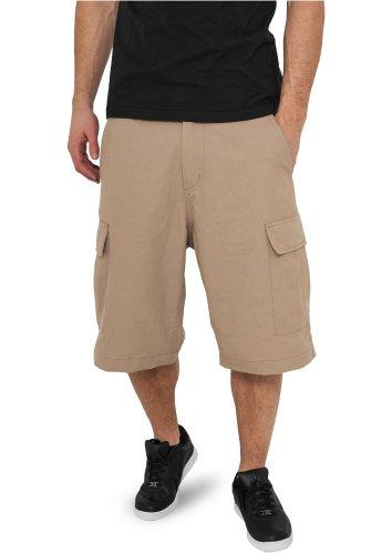 Urban Classics Camouflage Cargo Shorts olive- 34