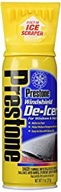 Prestone Windshield De-Icer 11 Oz.