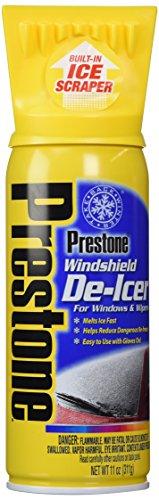 Prestone Windshield De-Icer, 11 oz (Prestone Deicer compare prices)