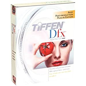 Tiffen DFX AVID Plug-in Version 2.0 (Mac/PC CD)