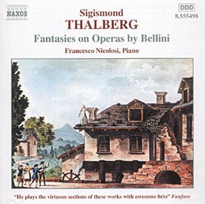 Fantasies on Operas By Bellini