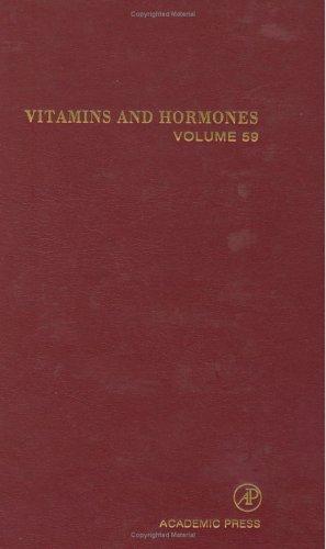 Vitamins And Hormones, Volume 59 (Vitamins & Hormones)