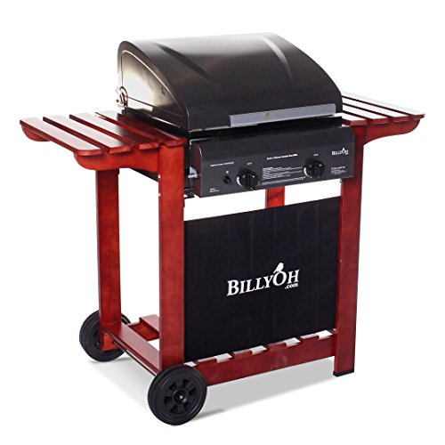 The Billyoh Acorn Hooded Gas Bbq (2, 3, 4 Or 6 Burner Barbecue Available) (2 Burner)