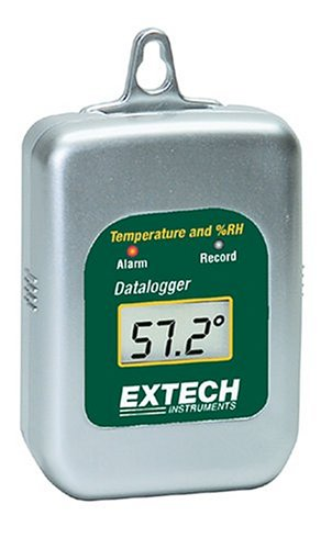 Temperature/Humidity Datalogger (only) - Extech Instruments - EX-42270 - ISBN: B00023RVPM - ISBN-13: 0793950422700